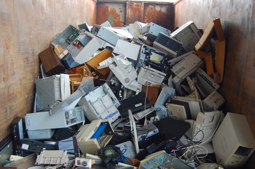 electronic waste, waste, sustainabilty, fuji xerox, fuji xerox business centre cairns