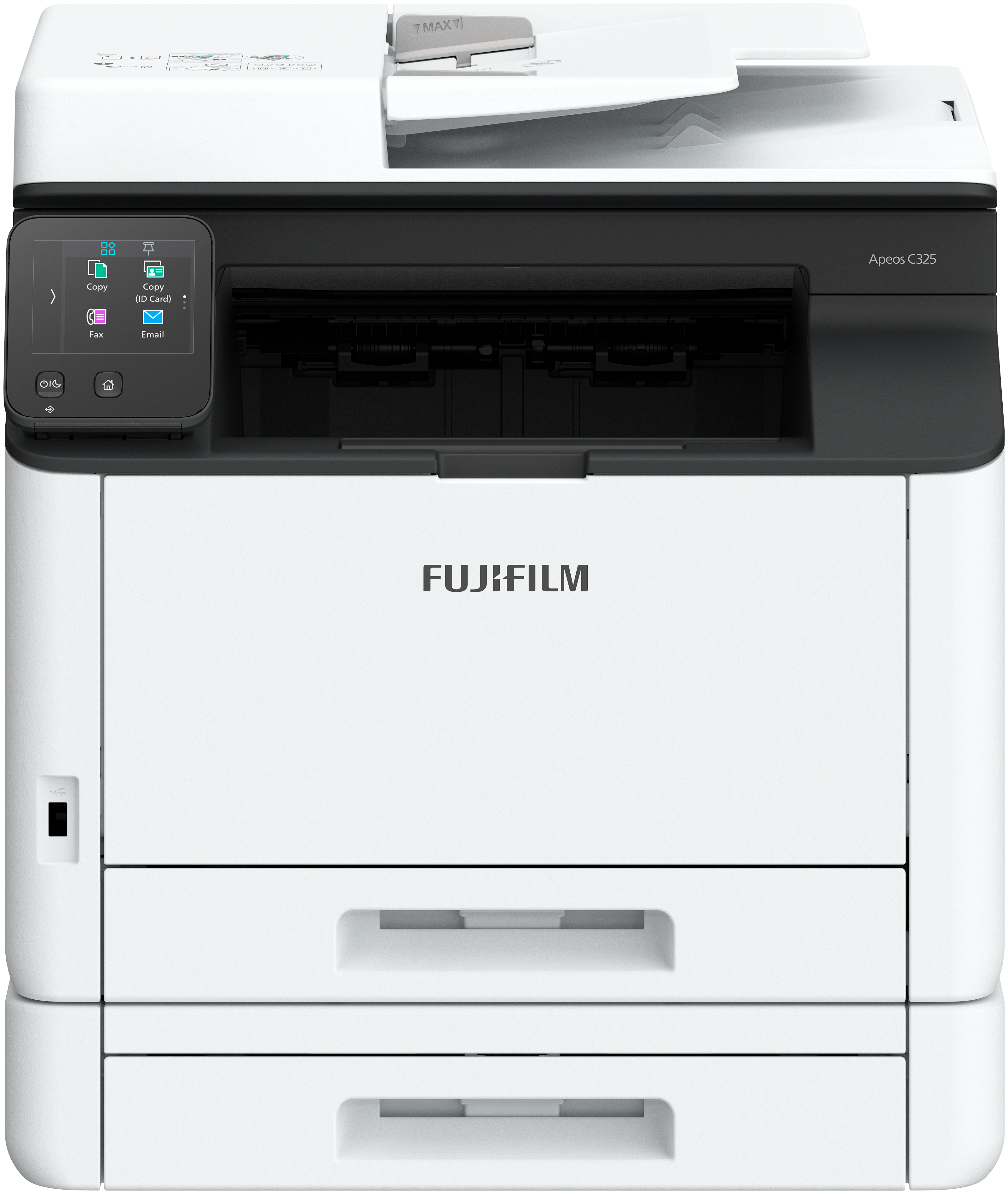 Fujifilm A4 Colour Multifunction Printer with extra tray
